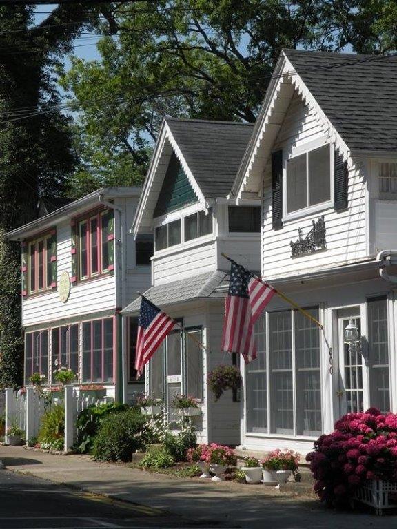 Grandma T's cottage